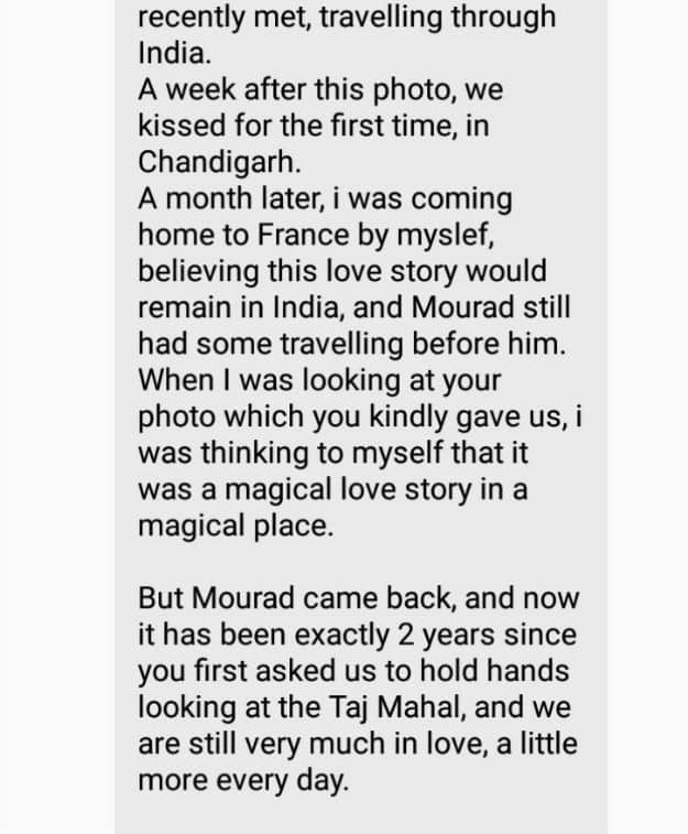 this indian photographer unknowingly