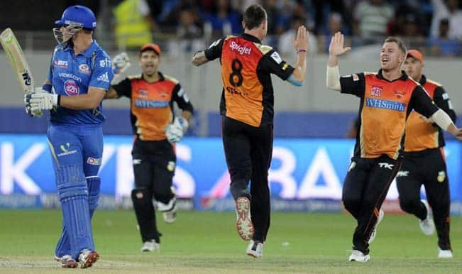 Image result for srh vs mi