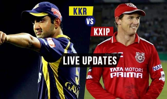 Kkr Won By 1 Wicket  Live Cricket Score Updates Kolkata