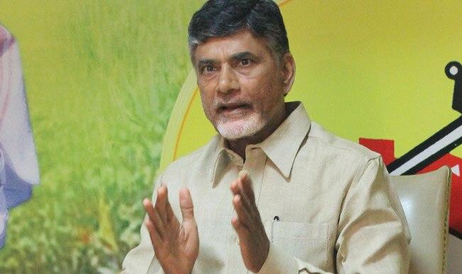 Andhra Pradesh Cm Chandrababu Naidu Seeks Appointment With
