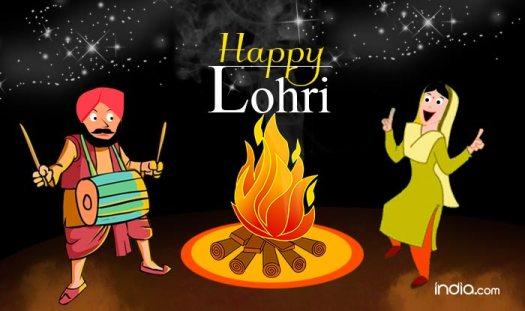 Happy Lohri 2017: Best Lohri Wishes, Whatsapp Status ...
