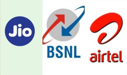 Image result for jio airtel bsnl