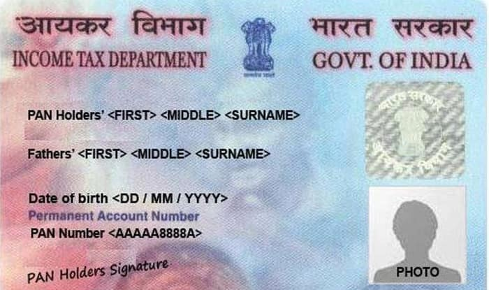 Permanent Account Number PAN Heres all you need to