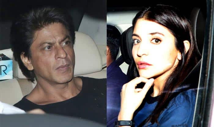 Shah Rukh Khan And Anushka Sharma Leave From The Kapil Sharma Show Without Shooting An Episode
