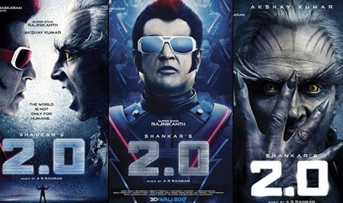 Image result for Rajinikanth-Akshay Kumar-starrer 2.0 director Shankar confirms film will release on 29 November