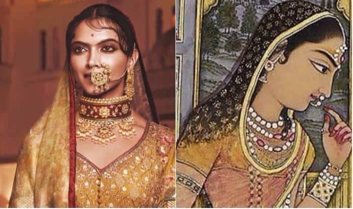The Story Revolves around Rani Padmini