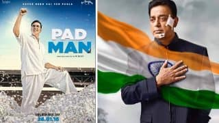 Not Rajinikanth's 2.0, But Kamal Haasan's Vishwaroopam 2 To Clash With Akshay Kumar's Padman On Republic Day