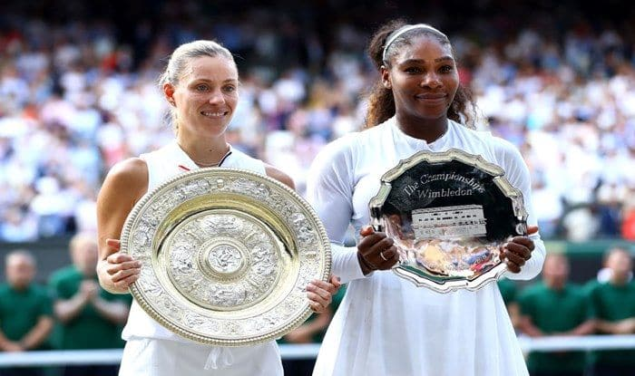 Wimbledon 2018 Angelique Kerber Beats Serena Williams in