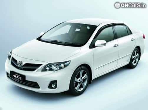 new corolla altis launch date bodykit all yaris trd 2011 toyota launched in india news cars com