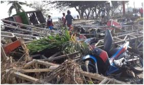 Image result for Death toll in Indonesia earthquake rises to 2,045