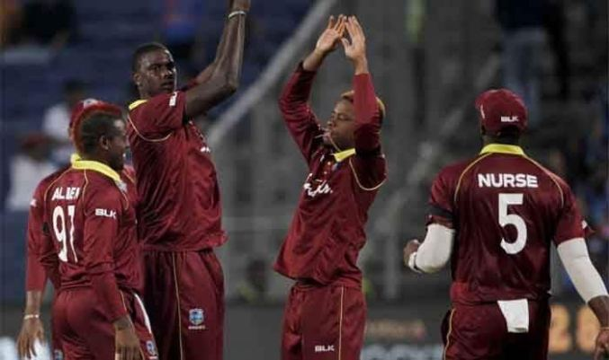 Image result for IND vs WI: पर टीम इंडिया 43 रनों से हारी