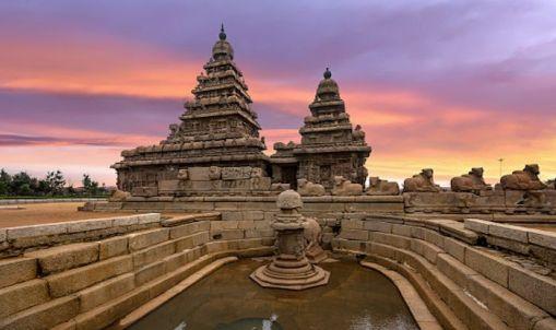 Image result for Mammallapuram (Mahabalipuram), Tamil Nadu