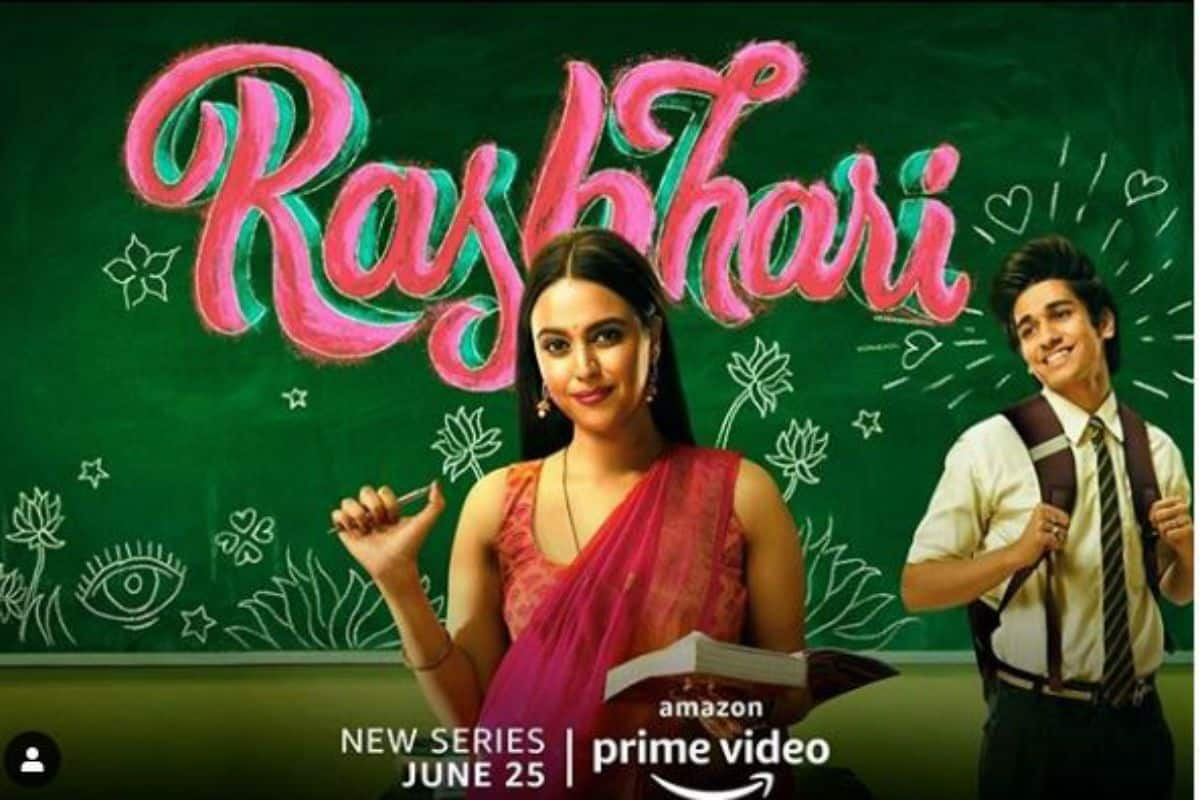 Swara Bhasker's Web Series Rasbhari Full HD Available For Free Download Online on Tamilrockers and Other Torrent Sites 4