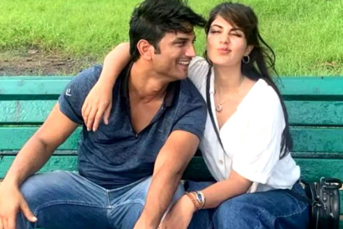 Rhea Chakraborty REVEALS What Happened With Sushant Singh Rajput ...