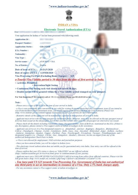 India Visa Online India E Visa Tourist Ivisa