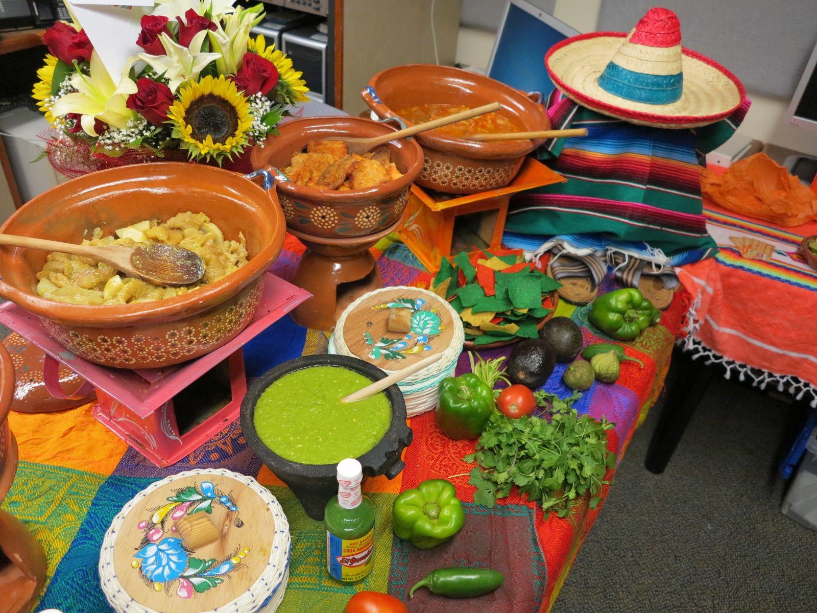 Riqueza cultural y nutricional de la comida mexicana  La