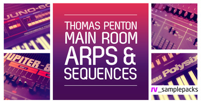Thomas Penton Main Room Arps & Sequences