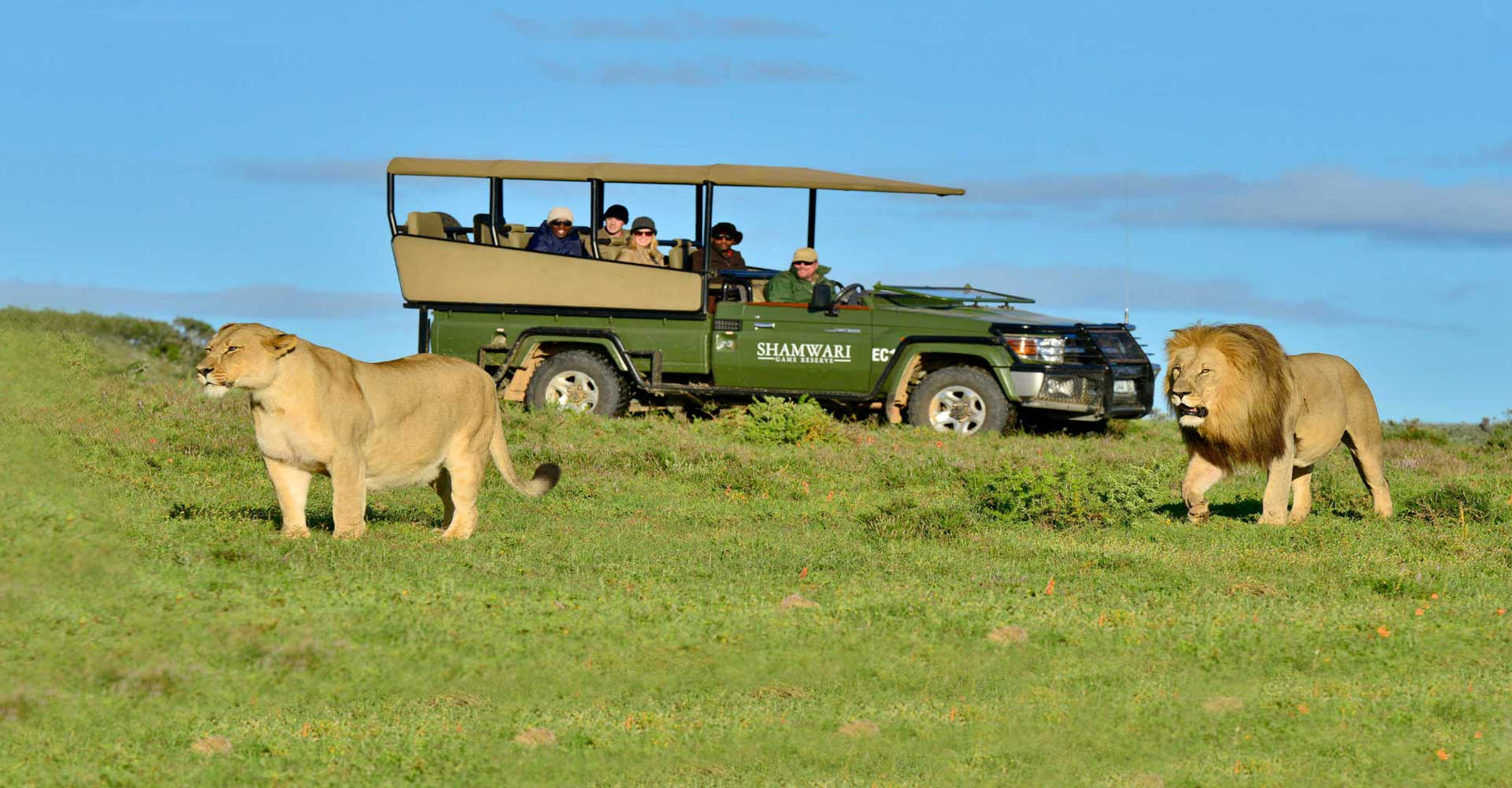 SAFARI NO SHAMWARI GAME RESERVE