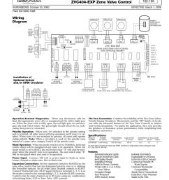zvc404 exp zone valve control manualzz com taco zvc404 exp wiring diagram [ 791 x 1024 Pixel ]
