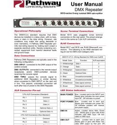 dmx repeater manual [ 791 x 1024 Pixel ]