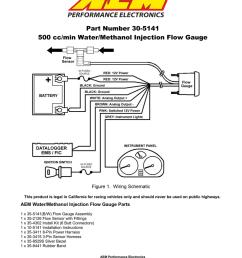 part number 30 5141 500 cc min water methanol injection flow gauge [ 791 x 1024 Pixel ]