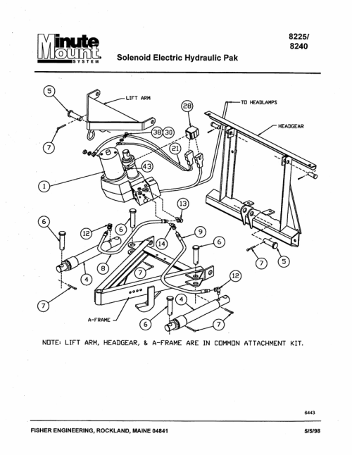 small resolution of fisher sehp pump installation instructions