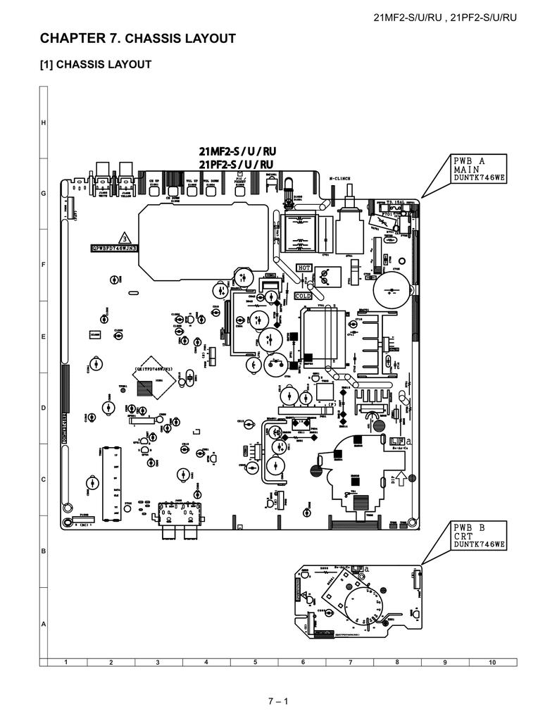 [View 20+] Schematic Diagram Crt Tv Sharp Datasheet