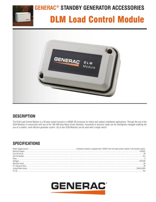 small resolution of  017768289 1 b3b6af250b38734df99af78be55f3b49 dlm load control module generac standby generator accessories