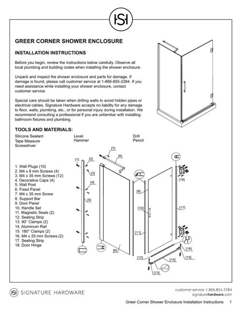 small resolution of corner shower diagram wiring diagram note corner shower diagram