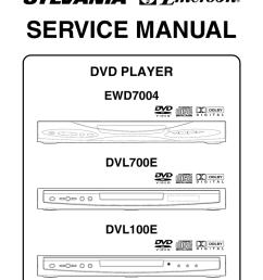 service manual dvd player ewd7004 dvl700e manualzz com [ 791 x 1024 Pixel ]