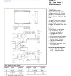 vla567 01r hybrid ic igbt gate driver dc dc converter [ 791 x 1024 Pixel ]