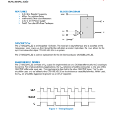 not recommended for new designs lvpecl divide by 2 divider block diagram [ 791 x 1024 Pixel ]