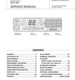 tk 8302 8302h service manual kct 60 uhf fm transceiver [ 791 x 1024 Pixel ]