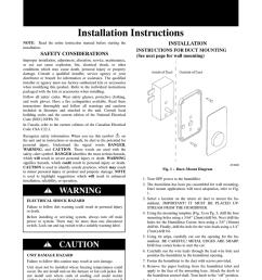 installation instructions cb62000 humidistat [ 791 x 1024 Pixel ]