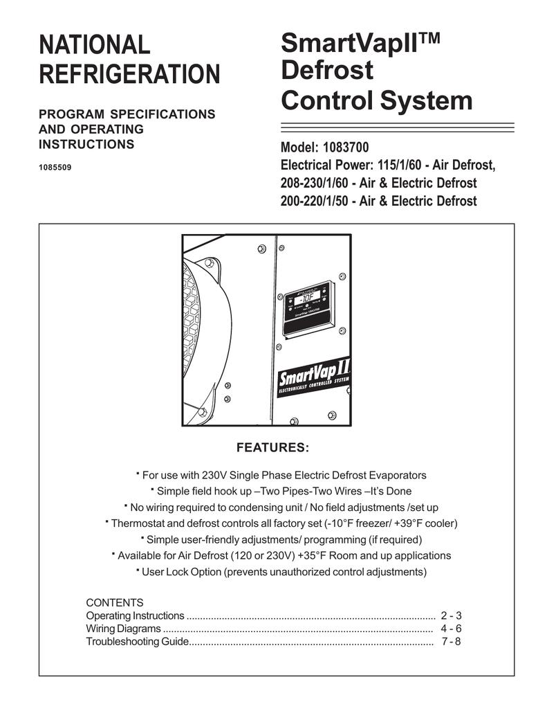 hight resolution of national smartvapii refrigeration defrost