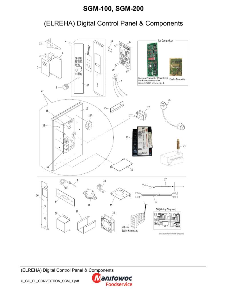 medium resolution of sgm 100 sgm 200 elreha digital control panel components u go pl convection sgm 1 pdf