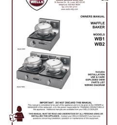 wb1 wb2 212 manualzz comwaffle iron wiring diagram 20 [ 791 x 1024 Pixel ]