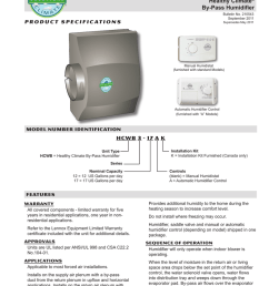 hcwb3 healthy climate by pass humidifier [ 791 x 1024 Pixel ]
