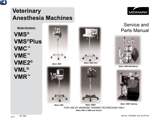 small resolution of veterinary anesthesia machines vms plus