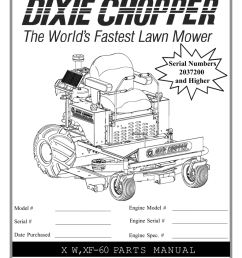 for dixie chopper discount parts call 606 678 9623 or 606 561 4983 serial numbers 2037200 [ 791 x 1024 Pixel ]