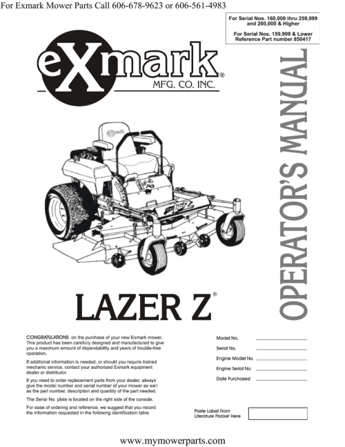small resolution of www mymowerparts com for exmark mower parts call 606 678 9623 or 606 561 4983