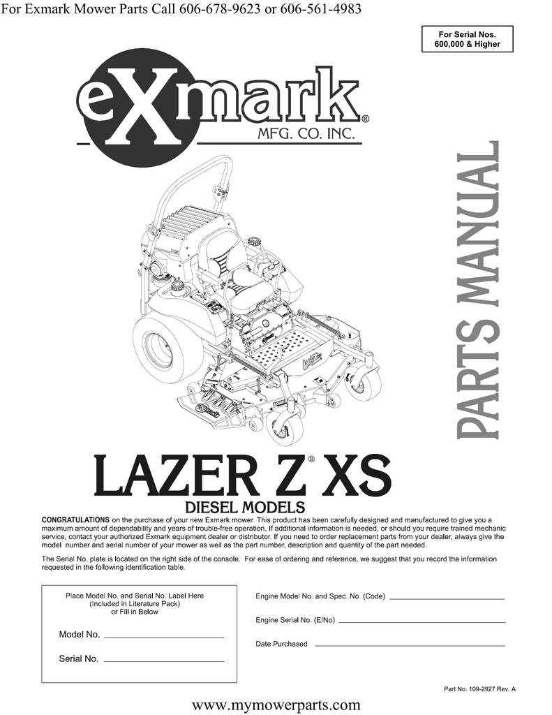 hight resolution of www mymowerparts com for exmark mower parts call 606 678 9623 or 606 exmark mower parts diagram