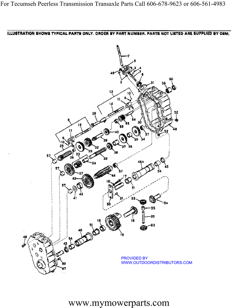 hight resolution of for tecumseh peerless transmission transaxle parts call png 791x1024 tecumseh peerless transaxle parts diagram