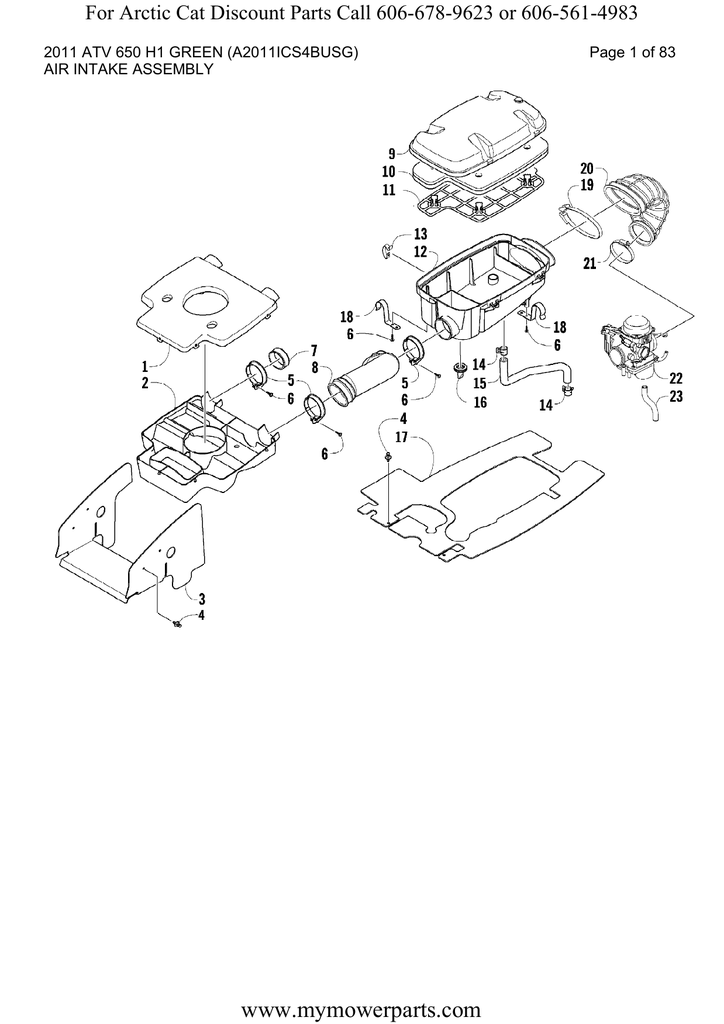 [DIAGRAM] Arctic Cat 650 H1 Wiring Diagram FULL Version HD