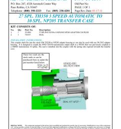 advance adapters inc p n 50 5304 [ 791 x 1024 Pixel ]