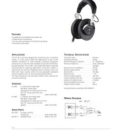 iphone dt 48 f dynamic studio headphone eatures manualzz com headphone wiring diagram sided on  [ 768 x 1024 Pixel ]