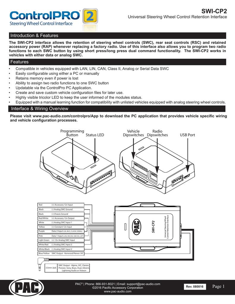 medium resolution of swi cp2 pac manualzz comswi cp2 pac