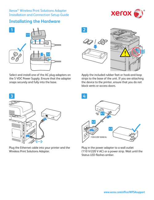 small resolution of xerox wireless print solutions adapter