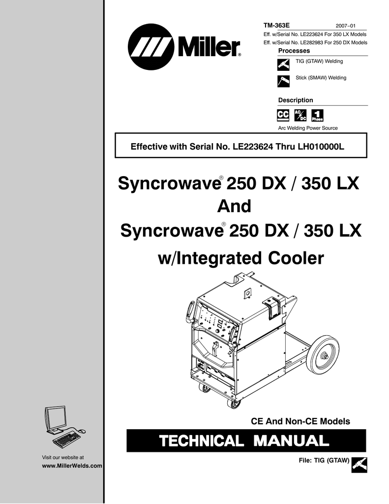 medium resolution of miller syncrowave 200 wiring diagram