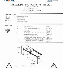 install instructions c vs 1800 esc 1 [ 791 x 1024 Pixel ]